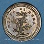 Monnaies Vatican. Pie VI (1775-1799). Poids monétaire du 15 paoli