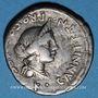 Monnaies République romaine. C. Annius Tf.Tn (vers 82-81- av J-C) & C F Lf Hispaniensis. Denier