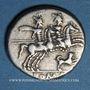 Monnaies République romaine. C. Antestius (vers 146 av. J-C). Denier