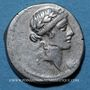 Monnaies République romaine. C. Considius Paetus (vers 46 av. J-C). Denier