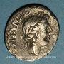 Monnaies République Romaine. C Egnatuleius C. f. (97 av. J-C). Quinaire