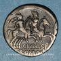 Monnaies République romaine. C. Junius C. f. (vers 149 av. J-C). Denier