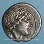 Monnaies République romaine. L. Memmius (vers 109 av. J-C). Denier
