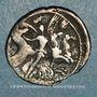 Monnaies République romaine. L. Plautius Plancus (vers 47 av. J-C). Denier