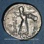 Monnaies République romaine. Lucius Procilius (vers 80 av. J-C). Denier