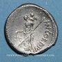 Monnaies République romaine. Mn. Cordius Rufus (vers 46 av. J-C). Denier