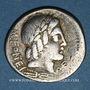 Monnaies République romaine. Mn. Fonteius C. f. (vers 85 av. J-C). Denier