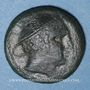 Monnaies République romaine. Monnayage anonyme (211-206 av. J-C). Sextans