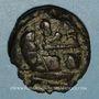 Monnaies République romaine. Monnayage anonyme (215-212 av. J-C). As