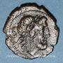 Monnaies République romaine. Monnayage anonyme (91 av. J-C). Semis. Rome