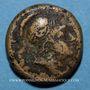 Monnaies République romaine. Monnayage anonyme. Litra, 241-235 av. J-C.