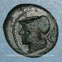 Monnaies République romaine. Monnayage anonyme. Litra, 273-270 av. J-C (273-270 av. J-C). Litra