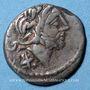 Monnaies République romaine. T. Cloelius (vers 98 av. J-C). Quinaire