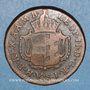 Münzen Allemagne. Possessions autrichiennes. Léopold II (1790-1792). 1 kreuzer 1792H. Hall
