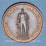Münzen Bade. Charles Léopold Frédéric (1830-1852). 1 Gedenkkreuzer 1844