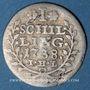 Münzen Hambourg. Ville. 1 schilling (= 12 pfennig) 1738IHL