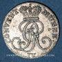 Münzen Hanovre. Georges IV (1820-1830). 4 pfennig (= 1/2 mariengroschen) 1826B