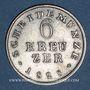 Münzen Hesse-Darmstadt. Louis I (1806-1830). 6 kreuzers 1828