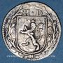 Münzen Hesse-Darmstadt. Louis VIII (1739-68). 2 kreuzer 1744AK