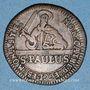Münzen Munster. Monnayage de la Cathédrale. 3 pfennig 1759