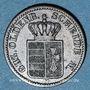 Münzen Oldenbourg. Nicolas Frédéric Pierre (1853-1900). 1/2 groschen 1864B