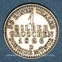 Münzen Prusse. Frédéric Guillaume III (1797-1840). 1 silbergroschen 1826D