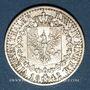Münzen Prusse. Frédéric Guillaume IV (1840-1861). 1/6 taler 1842A