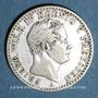 Münzen Prusse. Frédéric Guillaume IV (1840-1861). 1/6 taler 1843A