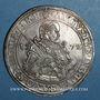 Münzen Saxe. Auguste (1553-1586). Taler 1572 HB. Dresde