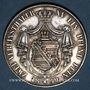 Münzen Saxe. Jean I (1854-1873). Double taler 1859F
