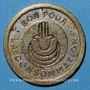 Münzen Algérie. Alger. Reig (57 rue Sadi Carnot). sans valeur