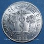 Münzen Algérie, Chambre de Commerce d'Alger, 10 cent 1918 aluminium