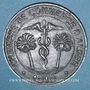Münzen Algérie. Chambre de Commerce d'Alger. 10 centimes 1916. Fer