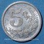 Münzen Algérie, Chambre de Commerce d'Oran, 5 cent 1921