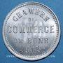 Münzen Algérie, Chambre de Commerce de Bône, 10 cent 1915