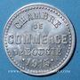 Münzen Algérie, Chambre de Commerce de Bougie, 5 cent 1915