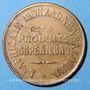 Münzen Algérie. Jeton publicitaire indéterminé L'Africain Mouzalababaloued