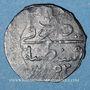 Münzen Algérie. Mahmoud II (1223-1255H = 1808-1839). 1/6 boudjou 1252H (= 1836). Constantine
