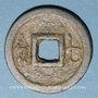Münzen Annam. Thê Tô (1802-1819) - ère Gia Long (1802-1819). 7 phan, zinc