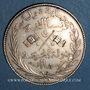 Münzen Comores. Said Ali (1855-1909). 5 francs 1308H (1890)