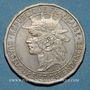 Münzen Guadeloupe & dépendances. 50 centimes 1903. Essai sans le mot le ESSAI