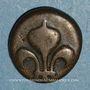 Münzen Indes. Pondichéry. Louis XV (1715-1774). Doudou n. d.