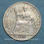 Münzen Indochine. 20 centimes 1921A