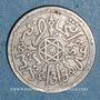 Münzen Maroc. Abdoul Aziz I (1311-26H). 1 dirham 1315H. Paris