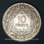 Münzen Maroc. Mohammed V (1346-1380H). 10 francs 1352H