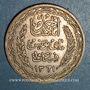 Münzen Tunisie. Ahmed II, bey (1348-1361H = 1929-1942). 10 francs 1942