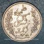 Münzen Tunisie. Ali III, bey (1299-1320H = 1882-1902). 2 francs 1308H (= 1891)