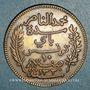 Münzen Tunisie. Mohammed En-Naceur (1324-1340H). 10 centimes 1912A