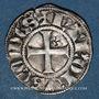 Münzen Anjou. Comté d'Anjou. Charles III (1290-1325). Denier