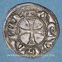 Münzen Aquitaine. Aliénor d'Aquitaine (1189-1204). Denier